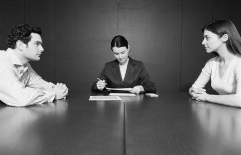 Tabella procedure separazione, divorzio e modifiche condizioni