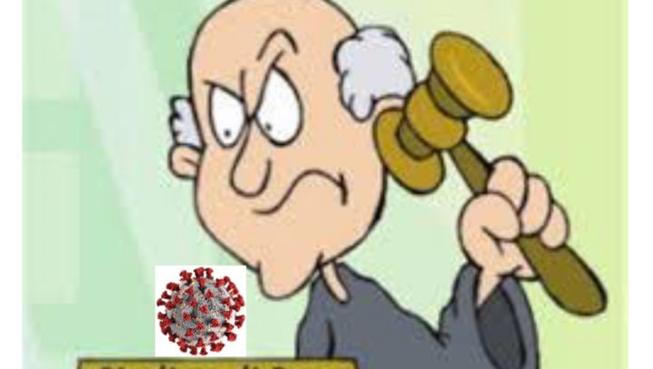 ISCRIZIONE A RUOLO DINANZI AL GIUDICE DI PACE E SOSPENSIONE DEI TERMINI PER EMERGENZA COVID-19